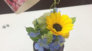 2020年6月分のお花が到着!ライフルフラワーの定期便
