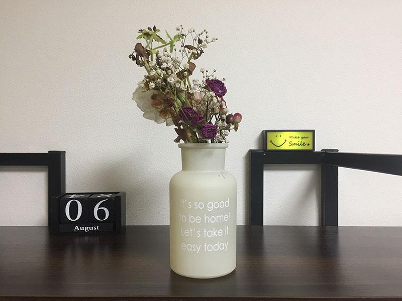 ブルーミーライフのお花でお花のある暮らしを楽しむ